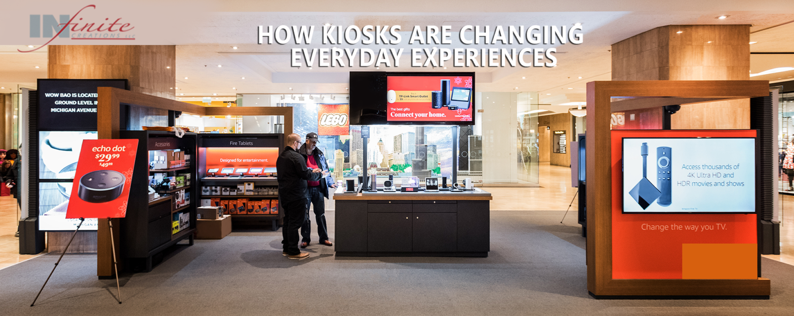 Kiosks are Changing Everyday